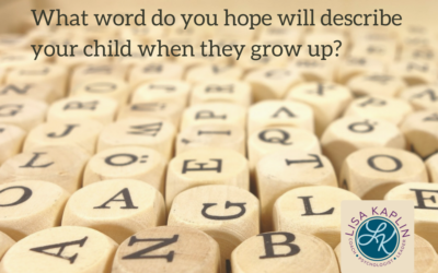Your Child in a Word